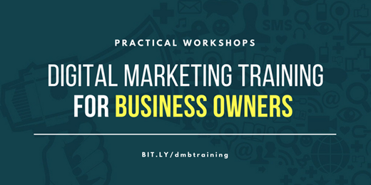 Digital Marketing Training For Business Owners