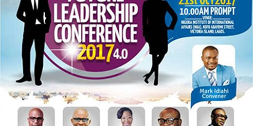 Future Leadership Conference 4.0 in Lagos