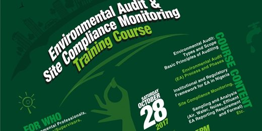Professional Course in Site Compliance Monitoring And Environment Audit
