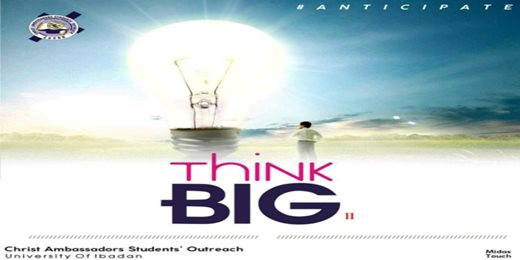 Entrepreneur seminar: Think BIG 2