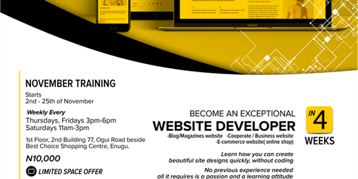 Become An Exceptional Website Developer