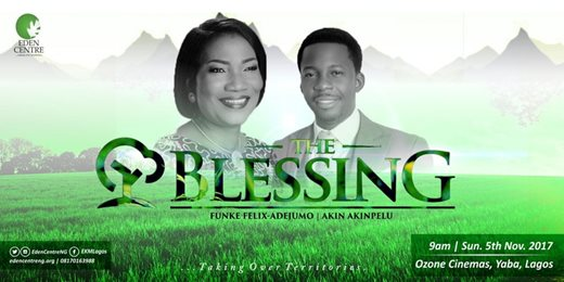 Eden Centre's The Blessing Conference