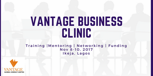 Vantage Business Clinic for SMEs