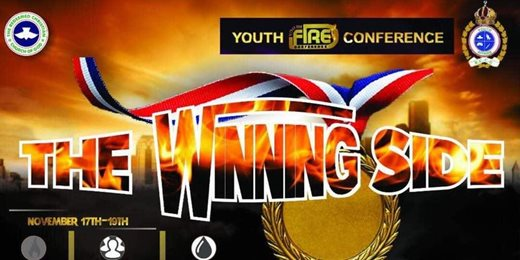 Youth Fire Conference 7.0 - The Winning Side
