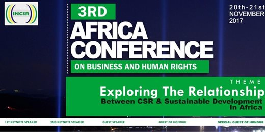 3rd African Conference on Business and Human Right