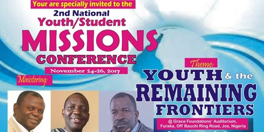2nd Annual Students/Youth Mission Conference