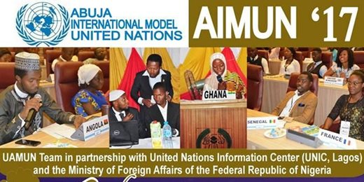Abuja International Model United Nations Conference