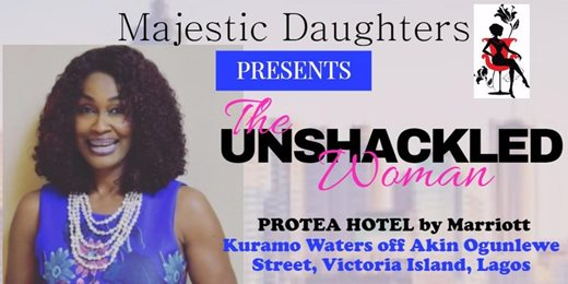 The UNSHACKLED Woman