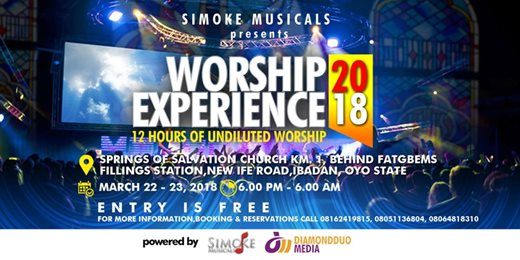 Worship Experience 2018
