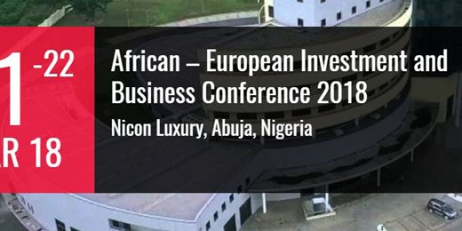 Africa European Investment and Business Conference 2018