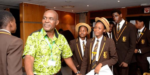 Harvestfield International Education Expo - Enugu