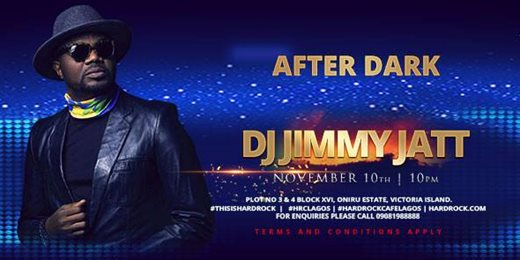 Dj Jimmy Jatt After Dark At Hard Rock Cafe