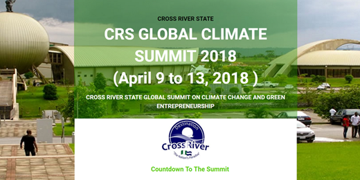 Cross River State Global Summit on Climate Change and Green