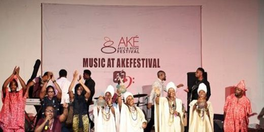 5th Edition - Ake Arts and Book Festival Event in Abeokuta Nigeria