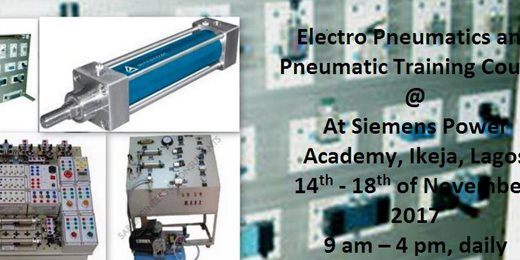Electro Pneumatics and Pneumatic Training