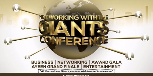 Networking With The Giant Conference