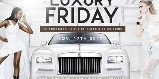 Luxury Friday