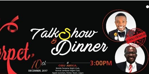 Awka Youth Forum (Lagos Branch) Dinner