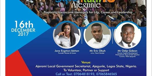 Before Iturn 18 Ajegunle
