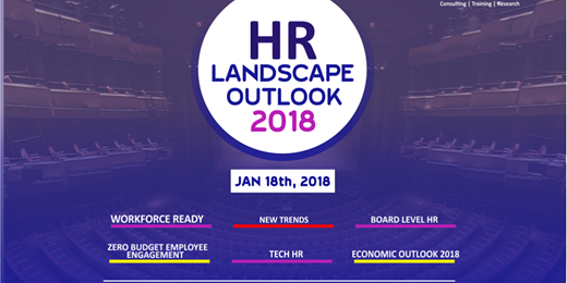 Attend the HR Landscape Outlook 2018