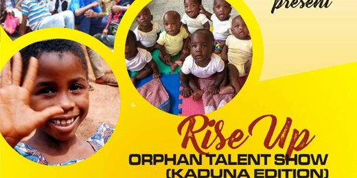 Rise Up Orphans Talent Show