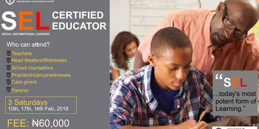 SEL Social & Emotional Learning Certified Educator Program