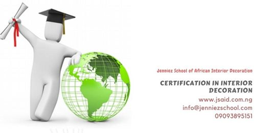 Certification in Interior Decoration