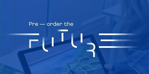 Pre Order The Future (Volunteers Bootcamp)