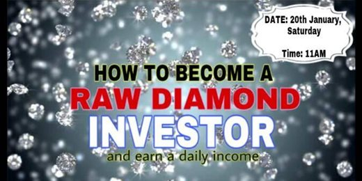 Pay Diamond Seminar 2018