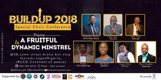 Build Up 2018