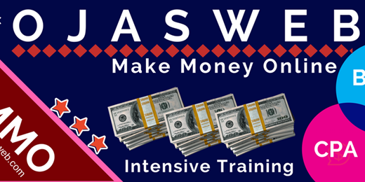 Make Money Online Intensive Training