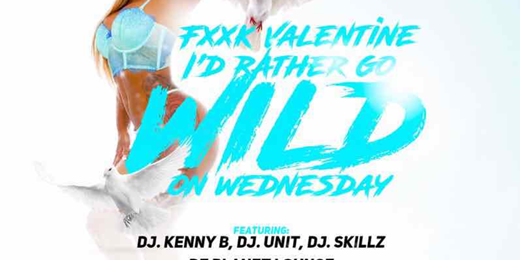 I'd Rather Go Wild On Wednesday at De Planet Lounge