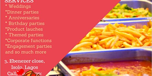 RoyalBecca's Catering Services
