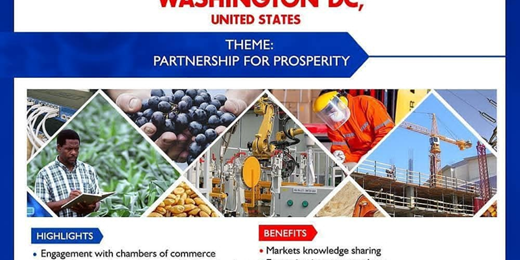 Trade Mission To Washington Dc