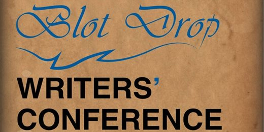 Blot Drop Writers Conference 2018