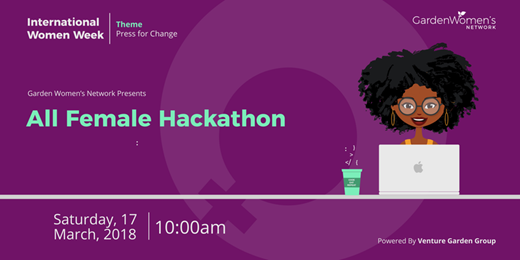 All Female Hackathon