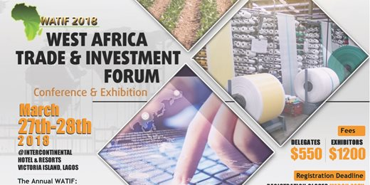 WEST AFRICAN TRADE AND INVESTMENT FORUM