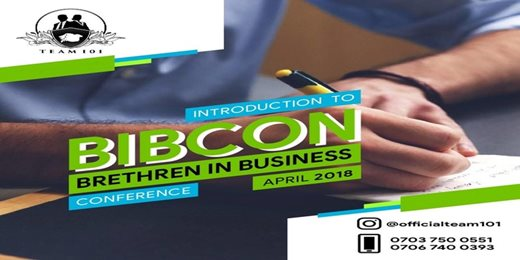 Brethren in Business Conference 2018