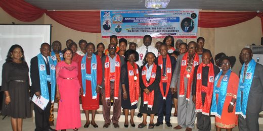 The 31st Annual National Conference Seminar of Chartered Institute of Certified Secretaries and Repo