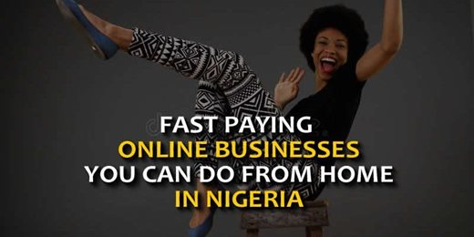 Fast Paying Online Business You Can Do From Home