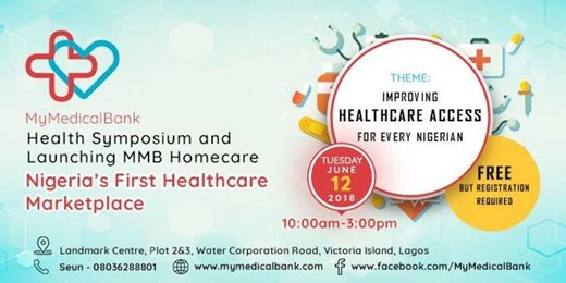 My Medical Bank Health Symposium and Launching MMB HomeCare