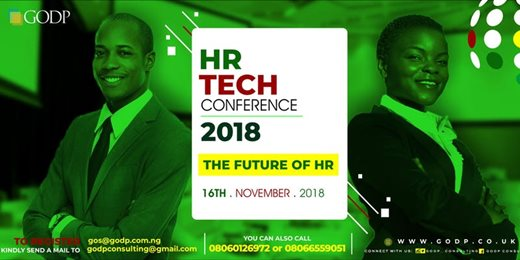 HR Tech Conference 2018 The Future of HR