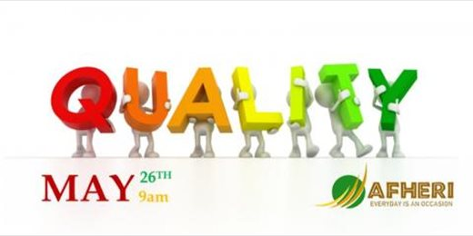 INTERNATIONAL QUALITY MANAGEMENT TRAINING