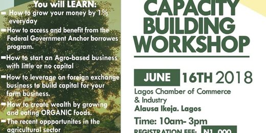 CAPACITY BUILDING WORKSHOP