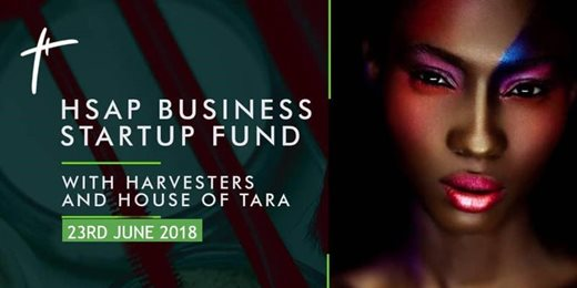 HARVESTERS BUSINESS START-UP FUNDING SUMMIT