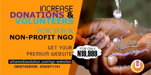 GET WEBSITE FOR YOUR NGO OR NON-PROFIT ORGANISATION