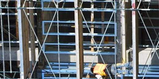 BE A CERTIFIED SCAFFOLDER/SCAFFOLD ERECTOR