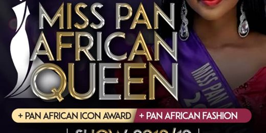 Miss Pan African Queen Int'l Beauty Pageant
