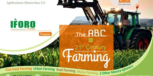 The ABC of 21st Century Farming