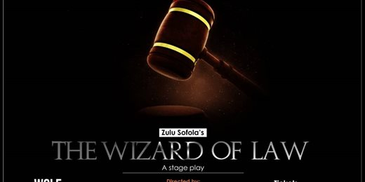 THE WIZARD OF LAW